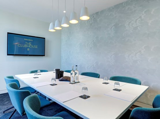 Meeting Room 1 - Holborn (seats 8)