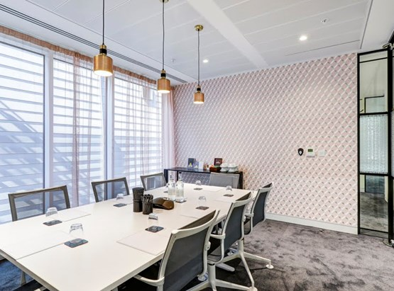 Meeting Room 2 - Holborn (seats 8)