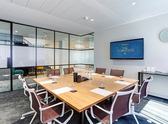 Meeting Room 4 - Holborn (seats 8)